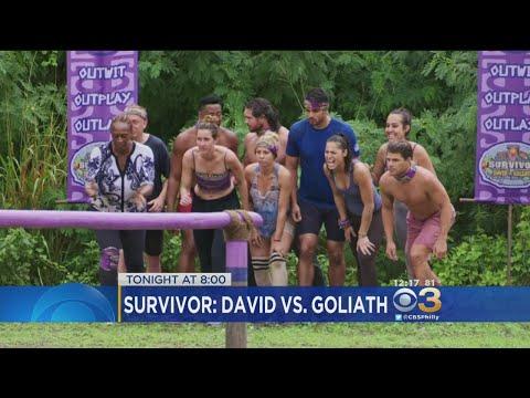 Survivor: David VS. Goliath Premiers Tonight On CBS3