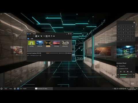 Culla 1.0 - KDE Desktop Theme Generator