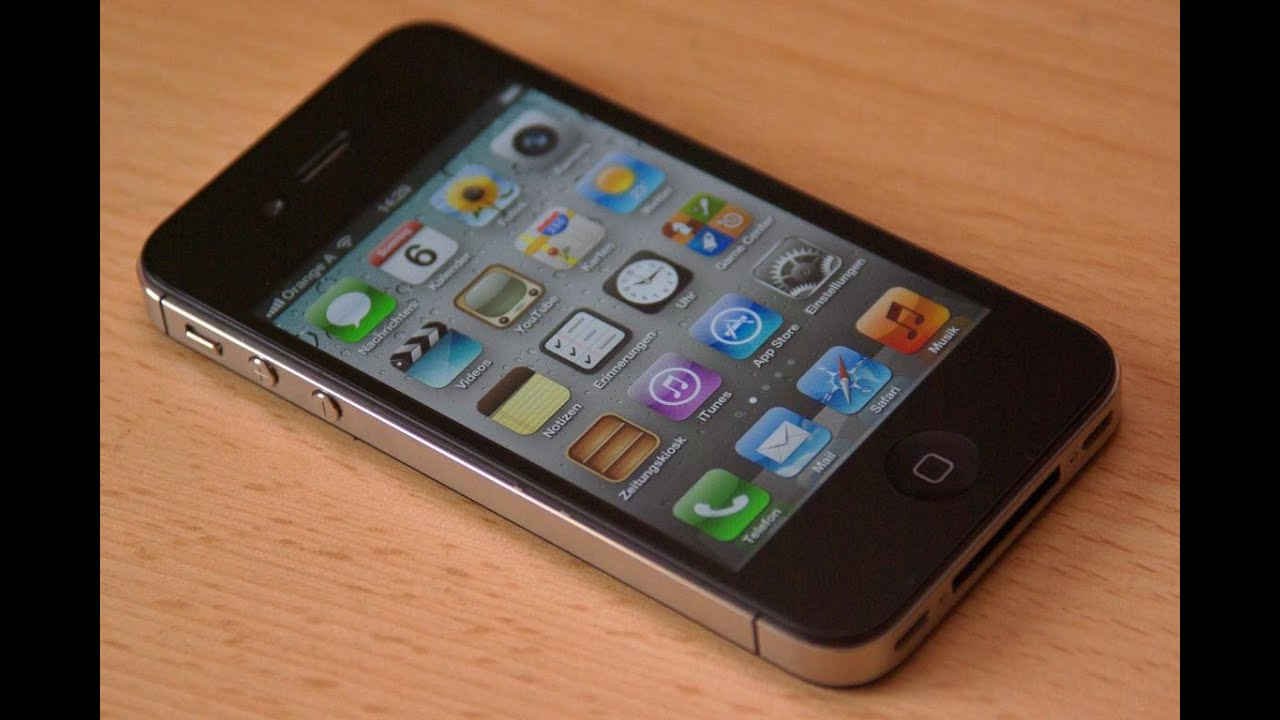 Amazon.com: Apple iPhone 4 8GB - White - AT&T: Cell Phones .