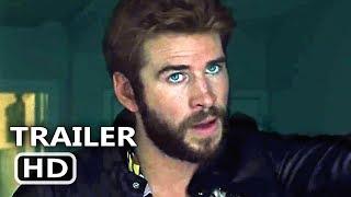 KILLERMAN Trailer (2019) Liam Hemsworth, Action Thriller Movie