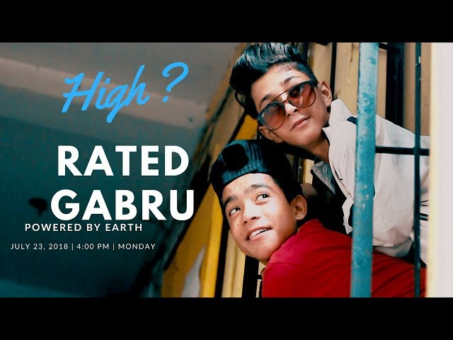 High Rated Gabru - Guru Randhawa | Varun Dhawan | Choreography By Rahul Aryan | Dance short Film..