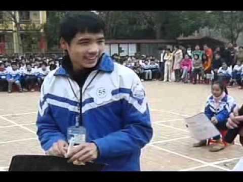 Rung chuong vang THPT Luc ngan so 2 lan 1 nam 2011