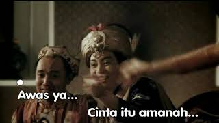 CINTA ITU AMANAH#WALI#INDONESIA#LEFT