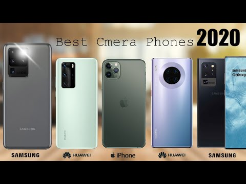 Top 5 World Best Camera Smartphones Of 2020