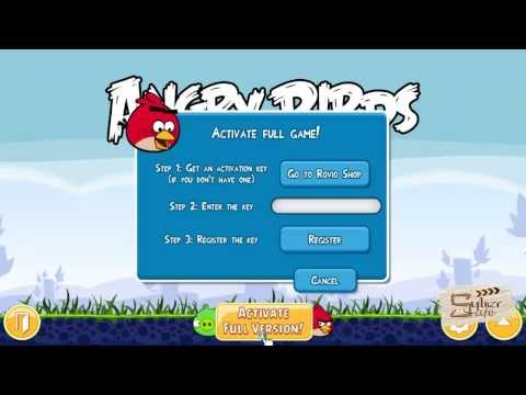 How To Install Angry Birds(All) +Cracked+Download Link Total