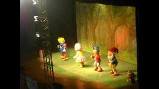 Noddy In Toyland Live