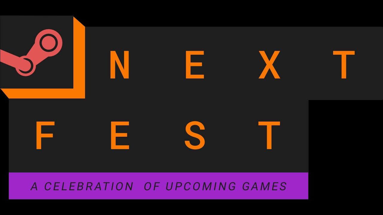 Steam Next Fest October 1-7
