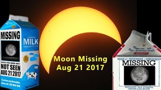 Eclipses Aug 21 2017  SHOCKING Nothing blocked the Sun