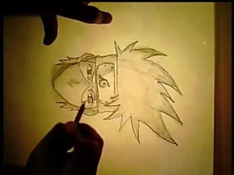 Dibujo de Kakashi Hatake   NarutOxShippudeN22   YouTube