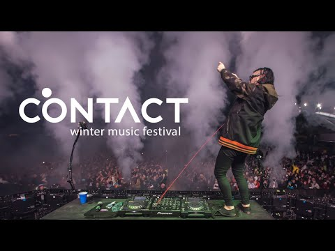 Contact Festival 2018 - Unofficial Aftermovie | Contact Winter Music Festival Vancouver, BC Place