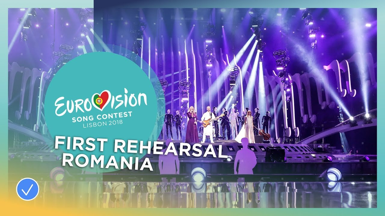 The humans goodbye first rehearsal romania How to say goodbye in romanian