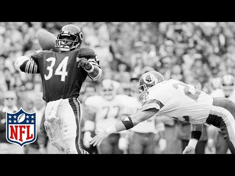 Walter Payton Touchdown Passes (Highlights) | NFL
