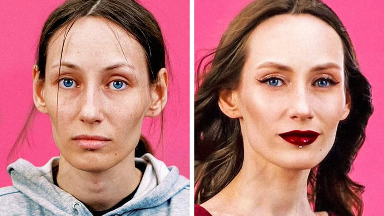 32 MAKEUP AND HAIR TRANSFORMATIONS THAT CHANGED THESE GIRLS LIVES