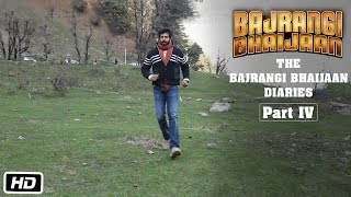 The Bajrangi Bhaijaan Diaries - Part IV - Candid Kabir Khan