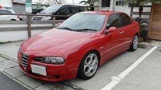 Alfa Romeo Alfa156TI 2.5 V6 24V  '2004