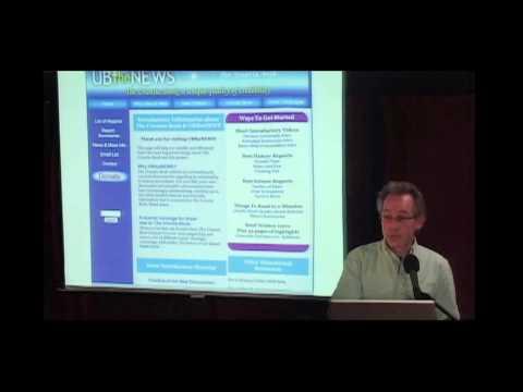"""The Urantia Book's Planetary History: A Credibility Check"" • Presented by Halbert Katzen"