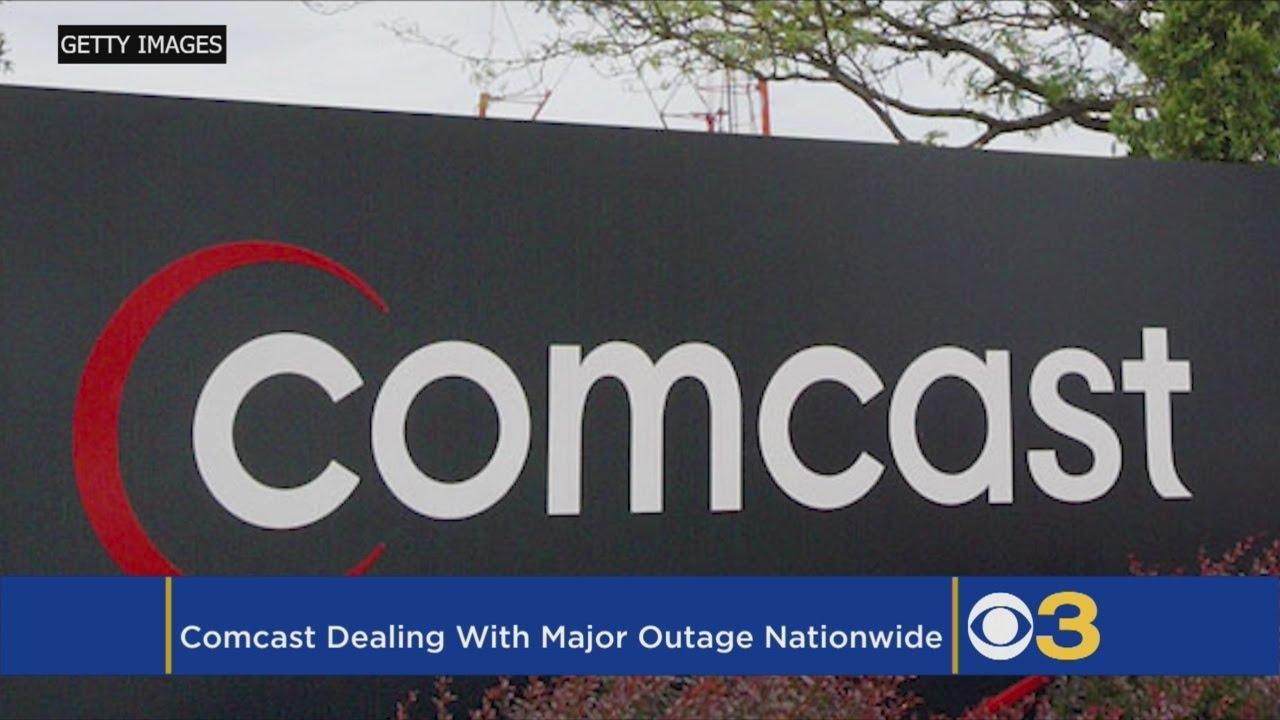 Comcast Suffers Outage of Video, Broadband Across US (Multi-Video