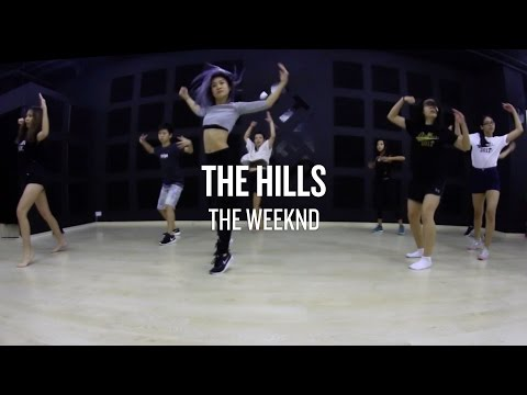 The Hills (The Weeknd) | Step Choreography