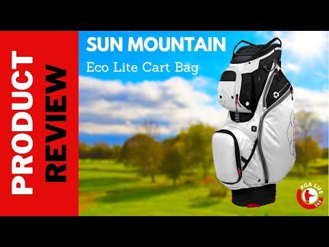 PRODUCT REVIEW || SUN MOUNTAIN ECOLITE CART 2021