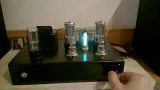 Ламповый усилитель 6п3с прослушка