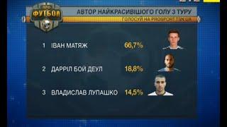 Іван Матяж забив найкрасивіший гол 3 туру ЧУ