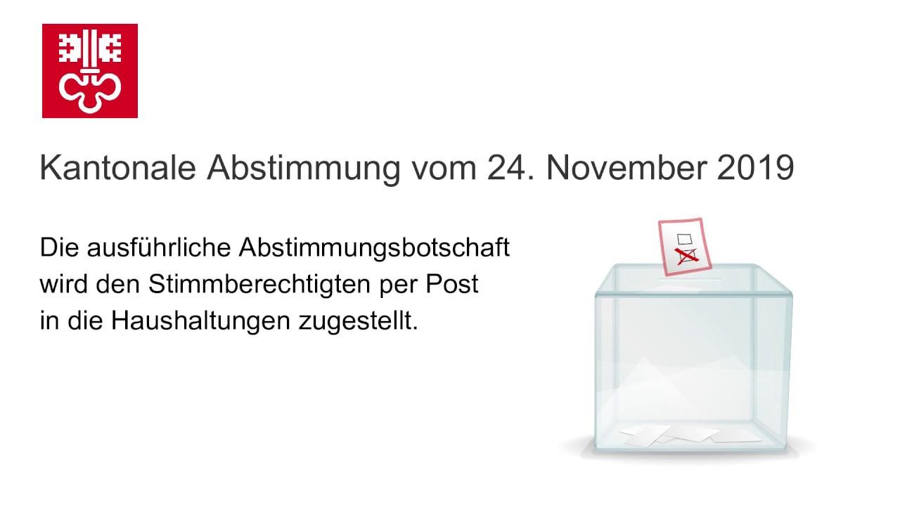 Informations-Video für kantonale Verwaltungen