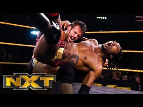"""Isaiah """"Swerve"""" Scott vs. Roderick Strong: WWE NXT, Oct. 9, 2019"""