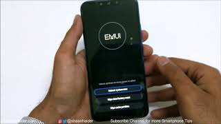 FORGOT PASSWORD - How to Unlock Huawei Nova 3, Nova 3i, P Smart+, Honor Play or ANY Huawei Phone