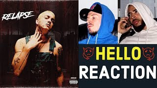 Eminem - Hello REACTION