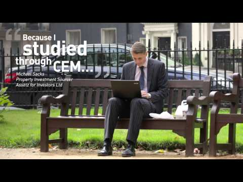 Example Promotional Video - College Estate Management - MWS Media Video Production