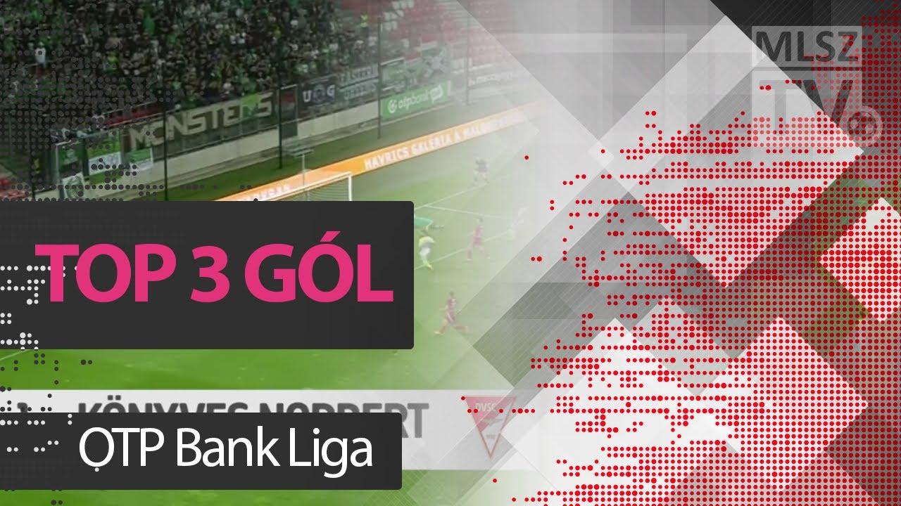 TOP 3 GÓL – 26. forduló | OTP Bank Liga | 2017/2018
