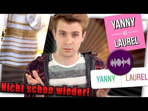 Hörst du Yanny oder Laurel? - [Yanny Vs. Laurel]