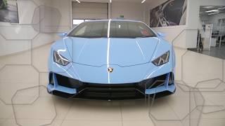 Lamborghini Platinum Protection