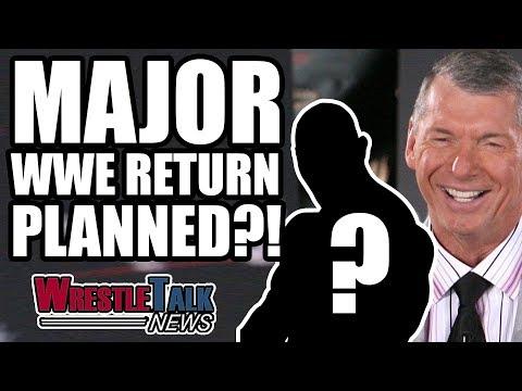 MAJOR WWE Return Set For WrestleMania 35?! | WrestleTalk News Jan. 2019