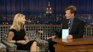 Sarah Chalke on Conan O'Brien (2006)