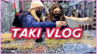 TAKI ALIŞVERİŞİ VLOG | Dolap Hesabım için Takı Malzemesi Alışverişine Gittim !!