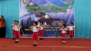 Animal Dance Elang