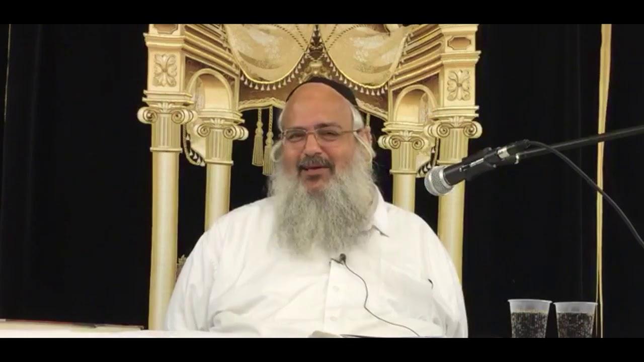 הרב שלמה לוינשטיין   פרשת כי תצא התשעט   2019