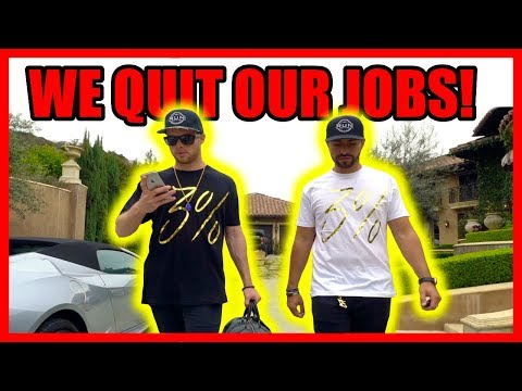 WHY WE QUIT OUR JOBS TO WORK ONLINE FROM HOME - (WATCH IF YOU WORK A 9 to 5)