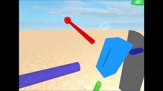 Water Jug Build - ROBLOX Studio