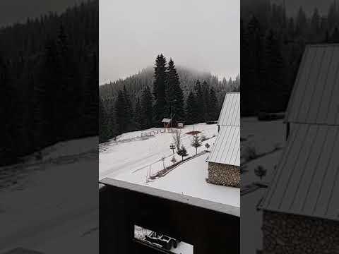 Snijeg na Jahorini