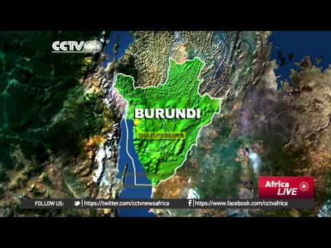 UN says 31 people killed in Burundi in April