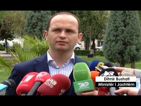 Report TV - Kushti i LSI, Ditmir Bushati:PS, jo peng, do të shkojmë në zgjedhje