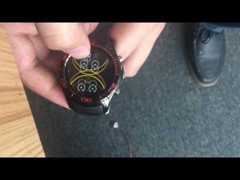 S1 smartphone watch demo shenzhen china