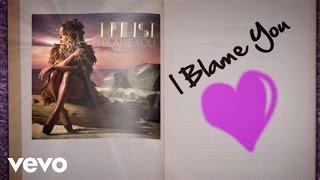 Ledisi - I Blame You (Lyric Video)