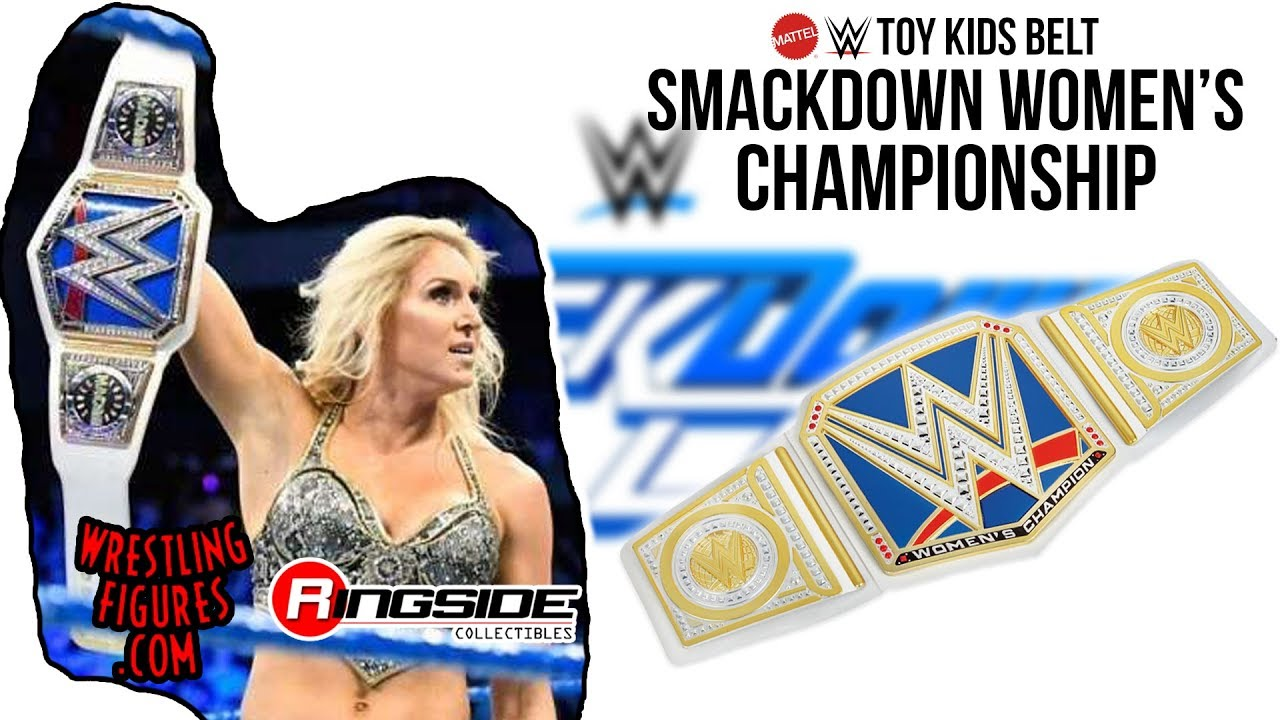 Wrestling WWE Mattel Elite Collection Becky Lynch Action Figure with Smackdown Womens Championship Belt /…