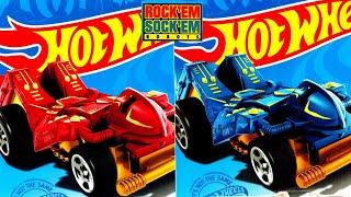 2021 Rock 'Em Sock 'Em Robots Hot Wheels Zombot Review