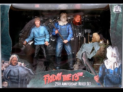 Friday the 13th 25th Anniversary Box Set - Collector's Corner ...