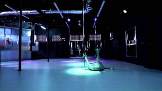 Bringing Sexy Back - Alethea Austin - The Chrome Bar Pole Dance Studio, Nashville