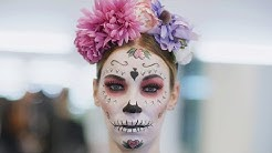 Halloween Make-up für Frauen